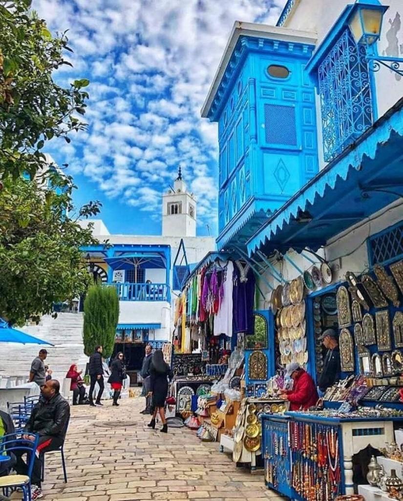 Zdjęcia: Tunis, Tunezja, TUNEZJA