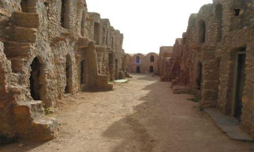 Zdjecie TUNEZJA / brak / Ksar Heddada -  Star Wars ;)) / Tunezja