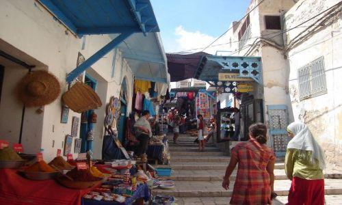Zdjęcie TUNEZJA / Wsch. Tunezja / Sousse / Tunezyjskie zakamarki :)