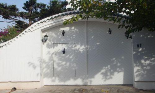 TUNEZJA / Wsch. Tunezja / Port El - Kantaoui / Tunezyjskie drzwi i bramy