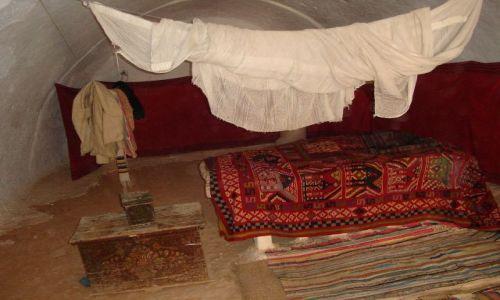 Zdjęcie TUNEZJA / Pd. Tunezja / Matamata / Podziemny dom Berberów