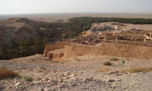Zdjęcie TUNEZJA / Pd. Tunezja / Nefta / Kraina Ksarów