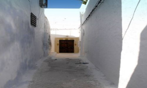 Zdjęcie TUNEZJA / Hammamet / stara Medina / stary Hammamet