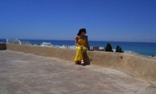 Zdjecie TUNEZJA / Hammamet / Medina / Mury obronne mediny