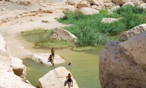 TUNEZJA / - / Sahara / Dla ochłody trochę wody