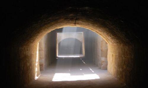 Zdjecie TUNEZJA / - / El Jam / Podziemia Koloseum