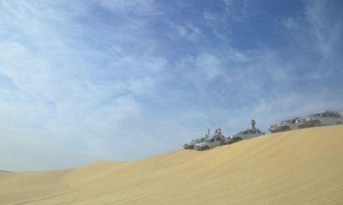 Zdjecie TUNEZJA / - / Sahara / Na postoju