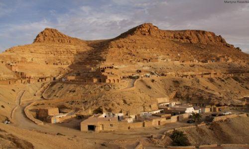 Zdjęcie TUNEZJA / Sahara / Tataouine. Chenini. / Konkurs