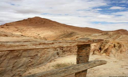 Zdjęcie TUNEZJA / Góry Atlas / Blisko oazy Chebika / Konkurs