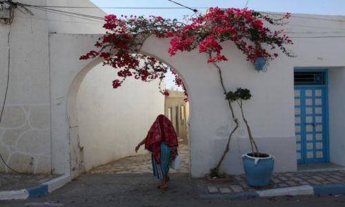 TUNEZJA / - / Hergla / Hergla, kolorowa i wolna od turystów