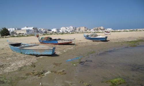 Zdjęcie TUNEZJA / Wybrzeże / Okolice Tunisu / Narzędzia połowów