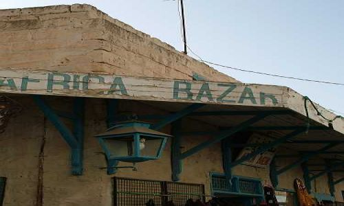 Zdjęcie TUNEZJA / brak / Susa / Afryka bazar