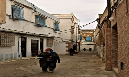 Zdjecie TUNEZJA / - / Tunis / Tunezyjski styl życia
