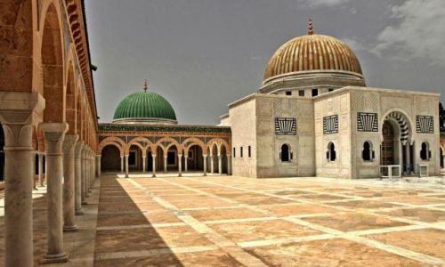 Zdjecie TUNEZJA / - / Monastyr / Mauzoleum Habiba Burgiby.