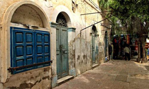 Zdjęcie TUNEZJA / - / Tunis / Klimat Starego Miasta