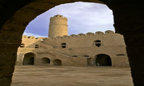 Zdjęcie TUNEZJA / - / Sousse / Ribat