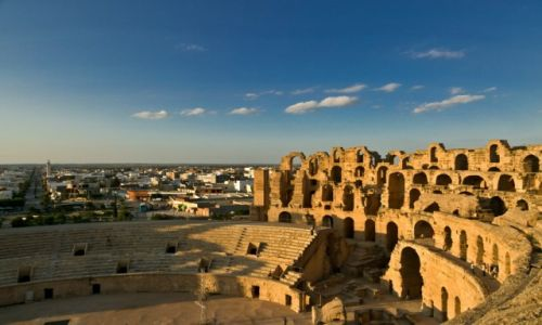 Zdjęcie TUNEZJA / - / El Jem / El Jem