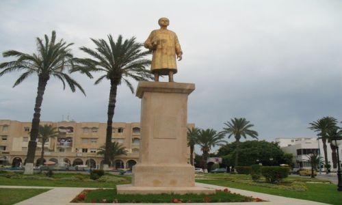 Zdjecie TUNEZJA / Monastyr / Monastyr / Tunezja