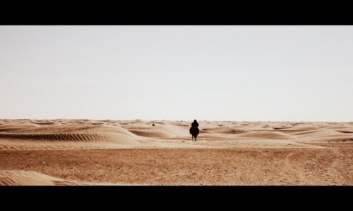 Zdjecie TUNEZJA / Sahara / Sahara / Berber