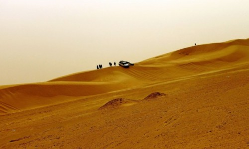 Zdjecie TUNEZJA / - / Sahara /