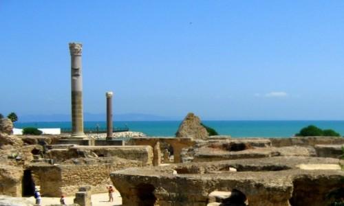 Zdjęcie TUNEZJA / Północ / okolice Tunisu / To co zostało z Kartaginy