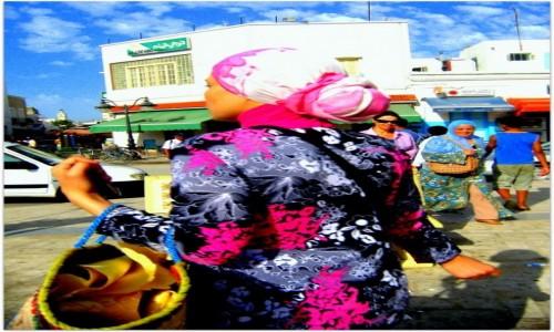 Zdjęcie TUNEZJA / Wybrzeże środkowe / Soussa / Kolorowy misz-masz
