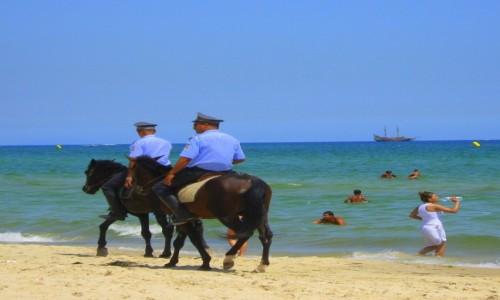 Zdjecie TUNEZJA / Wybrzeże środkowe / Soussa / Słoneczny patrol