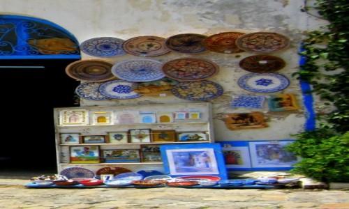 Zdjecie TUNEZJA / Północ / Sidi Bou Said / Tunezyjskie pamiątki