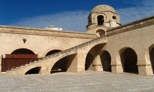 Zdjecie TUNEZJA / brak / Wielki Meczet / Sousse