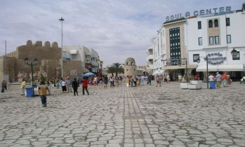Zdjecie TUNEZJA / Sousse / Medina / Medina
