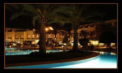 Zdjęcie TUNEZJA / Mahdia / Hotel Mahdia Palace Thalasso / hotel