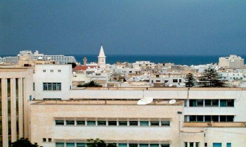 Zdjecie TUNEZJA / Sousse / Widok na miasto / Panorama