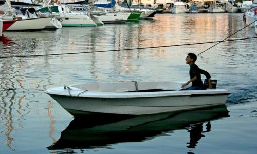 Zdjecie TUNEZJA / El-Kantaoui / Port / Port