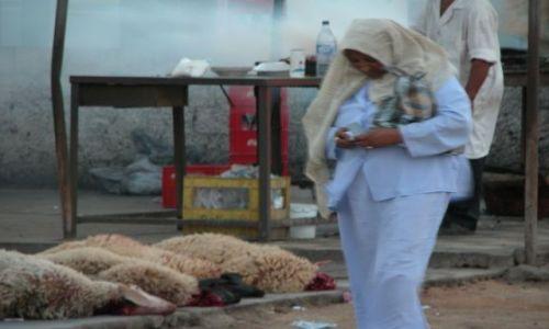 Zdjecie TUNEZJA / brak / w drodze do Tunisu / Świeże mięsko