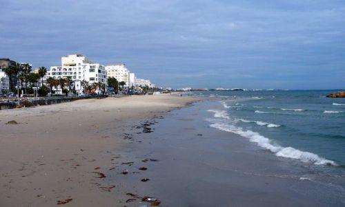 Zdjecie TUNEZJA / Sousse / plaza / poza sezonem