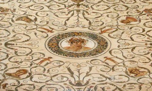 Zdjęcie TUNEZJA / El Jem / muzeum / mozaika