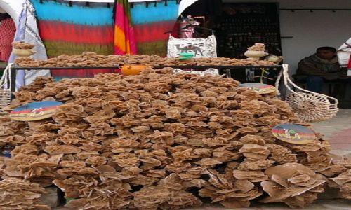 Zdjęcie TUNEZJA / Duz / rynek / Roze pustyni