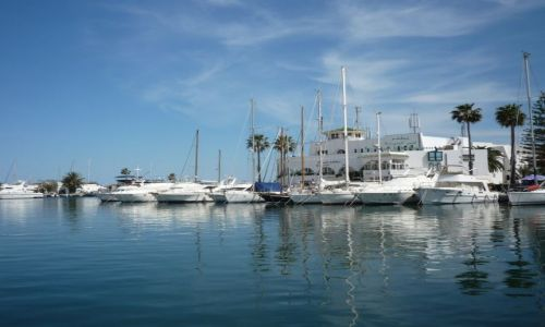 Zdjęcie TUNEZJA / Port El Kantaoui / Port El Kantaoui / Tunezja