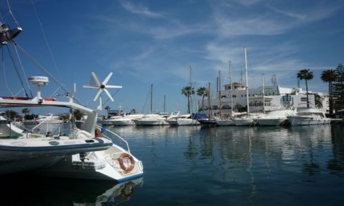 Zdjecie TUNEZJA / Port El Kantaoui / Port El Kantaoui / Tunezja