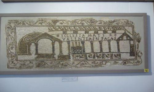 Zdjecie TUNEZJA / Tunis / Muzeum mozaik / komu chciało sie to układać:-)):-)