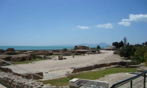 Zdjecie TUNEZJA / Kartagina / pozostałości / Jak to pięknie musiało wyglądać jak było całe:-))