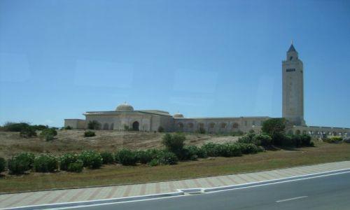 Zdjecie TUNEZJA / na drodze do Tunisu / święte:-)) / Tu był również Nasz PAPIEŻ:-))
