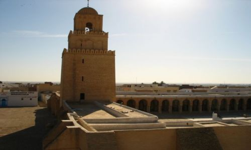 Zdjecie TUNEZJA / Kairouan / Kairouan / Wielki Meczet