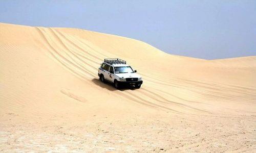 TUNEZJA / brak / Ong jemal / Safarii jeepami po Saharze