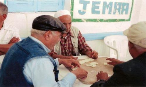 Zdjęcie TUNEZJA / brak / Djerba / domino