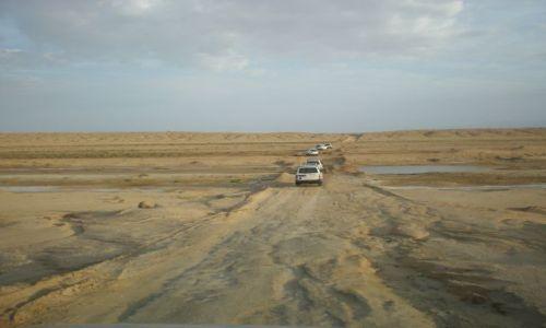 Zdjecie TUNEZJA / pustynny / tunezja / jazda popustyni