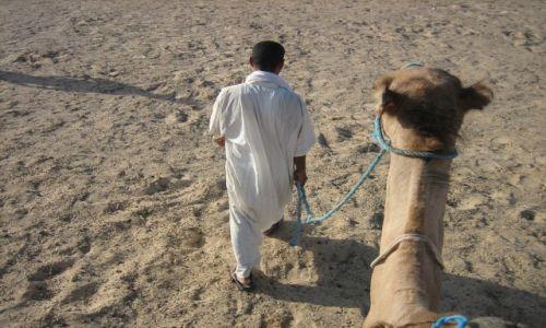 TUNEZJA / Sahara / Douz / Być ciągle w drodze