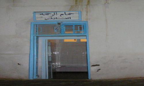 Zdjecie TUNEZJA / Souse /  na starym mieście / Cykl łazienny nr 3