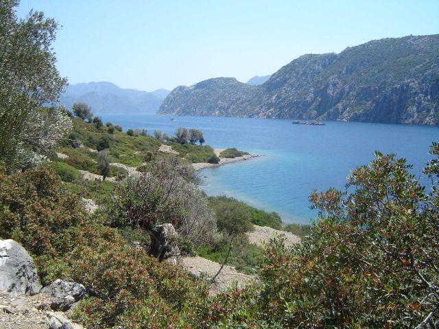 Zdjęcia: wyspy greckie na Morzu egejskim, Morze Egejskie, TURCJA