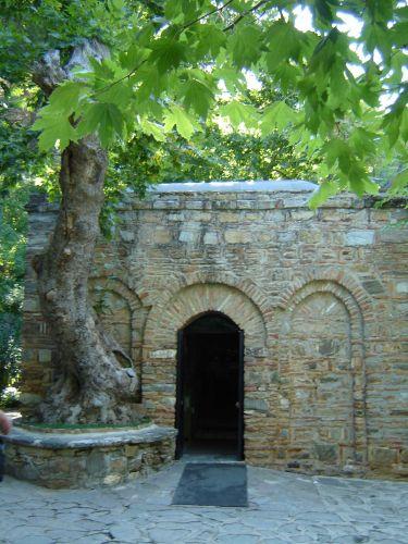 Zdjęcia: Merye Mana, okolice Efezu, Dom Zaśnięcia Matki Bożej w Efezie, TURCJA